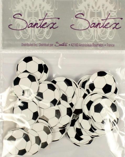 Tischkonfetti Fussball