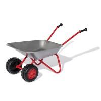 Rolly Toys Metallschubkarre mit Doppelrad