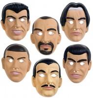 Gesichtsmaske Boy Band