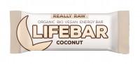 Lifebar Coconut 47g x 15