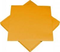 Orange Servietten