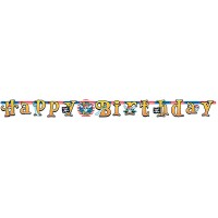 Amscan Partykette Happy B. Piraten
