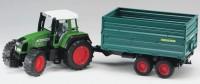 BRUDER Traktor Fendt Favorit 926 Vario mit Tandemanhänger