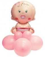 Partyballone zur Geburt