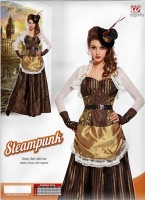 Steampunk Lady S