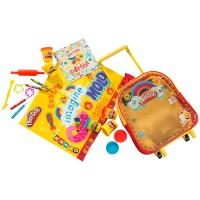 Play-Doh Trolley gefüllt