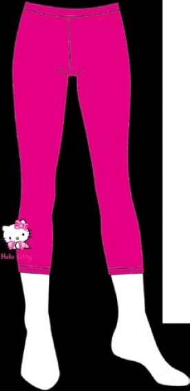 Hello Kitty Leggings pink Bimba Gr.146-152