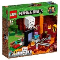 LEGO MINECRAFT Netherportal
