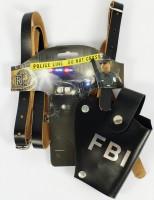 Schulterhalfter FBI