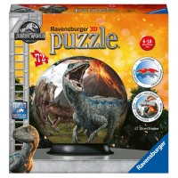 RAVENSBURGER Puzzleball Jurassic World 2