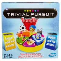 HASBRO GAM.ADULTS Trivial Pursuit Famille, f