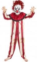 Kostüm Scary Clown mit Maske 152cm